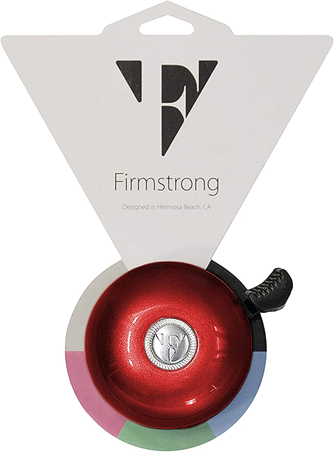 Firmstrong Classic Beach Cruiser Bicycle Bell Renewed