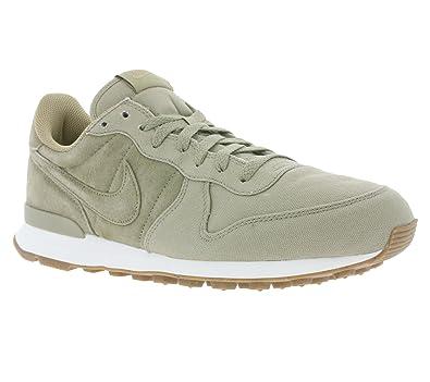 193f817df40546 NIKE Internationalist Premium Schuhe Herren Sneaker Turnschuhe Grau 828043  200