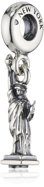 abalorio pandora estatua libertad