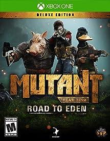 Mutant Year Zero: Road to Eden Deluxe Edition (XB1     - Amazon com