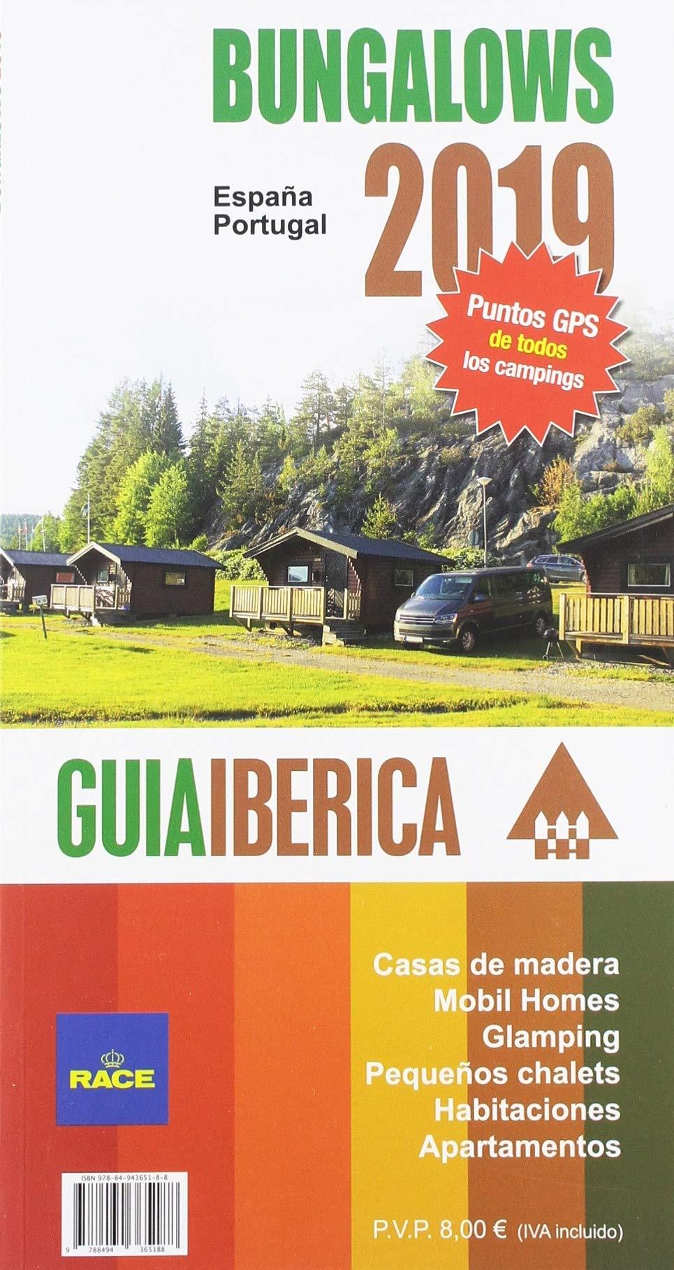 Guía Ibérica Bungalows 2019 (España - Portugal): Amazon.es: Ocitur, Ocitur: Libros
