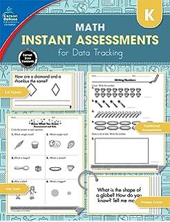 Amazon com: Classroom Data Tracking, Grade K (9781483834382