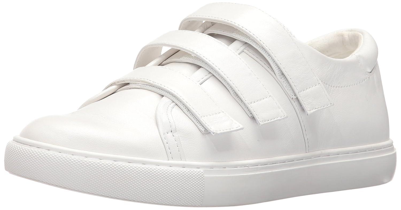 Kenneth Cole New York Women's Kingcro Triple Hook and Loop Sneaker B01MQGHOUH 9.5 B(M) US|White