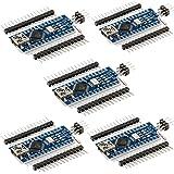 HiLetgo® 5個セット Mini USB Nano V3.0 ATmega328P CH340G 5V 16M マイクロコントローラーボード Arduinoと互換