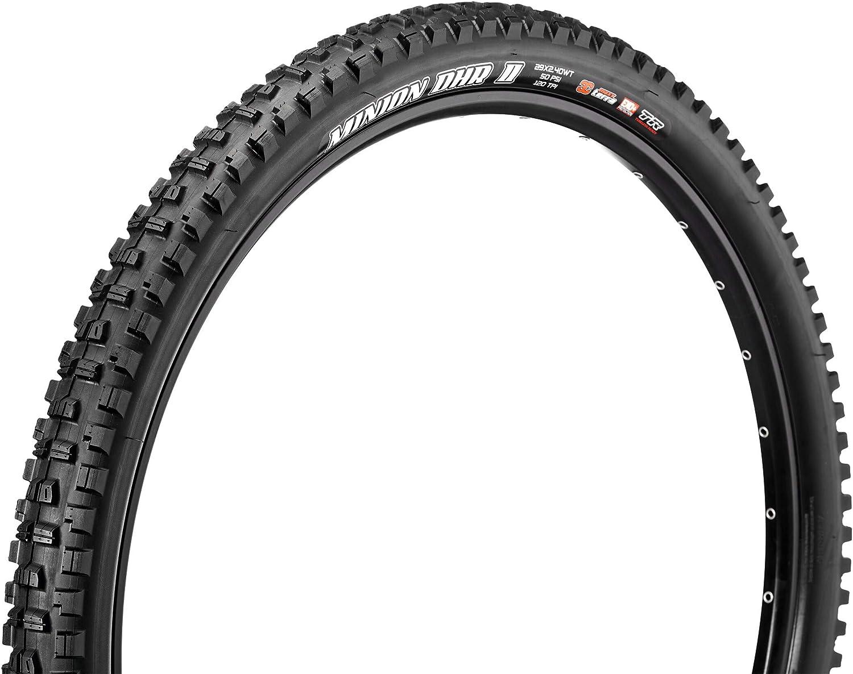 Maxxis Minion DHR II Tire 29 X 2.6 120Tpi Tubeless Folding 3C Maxx Terra Black