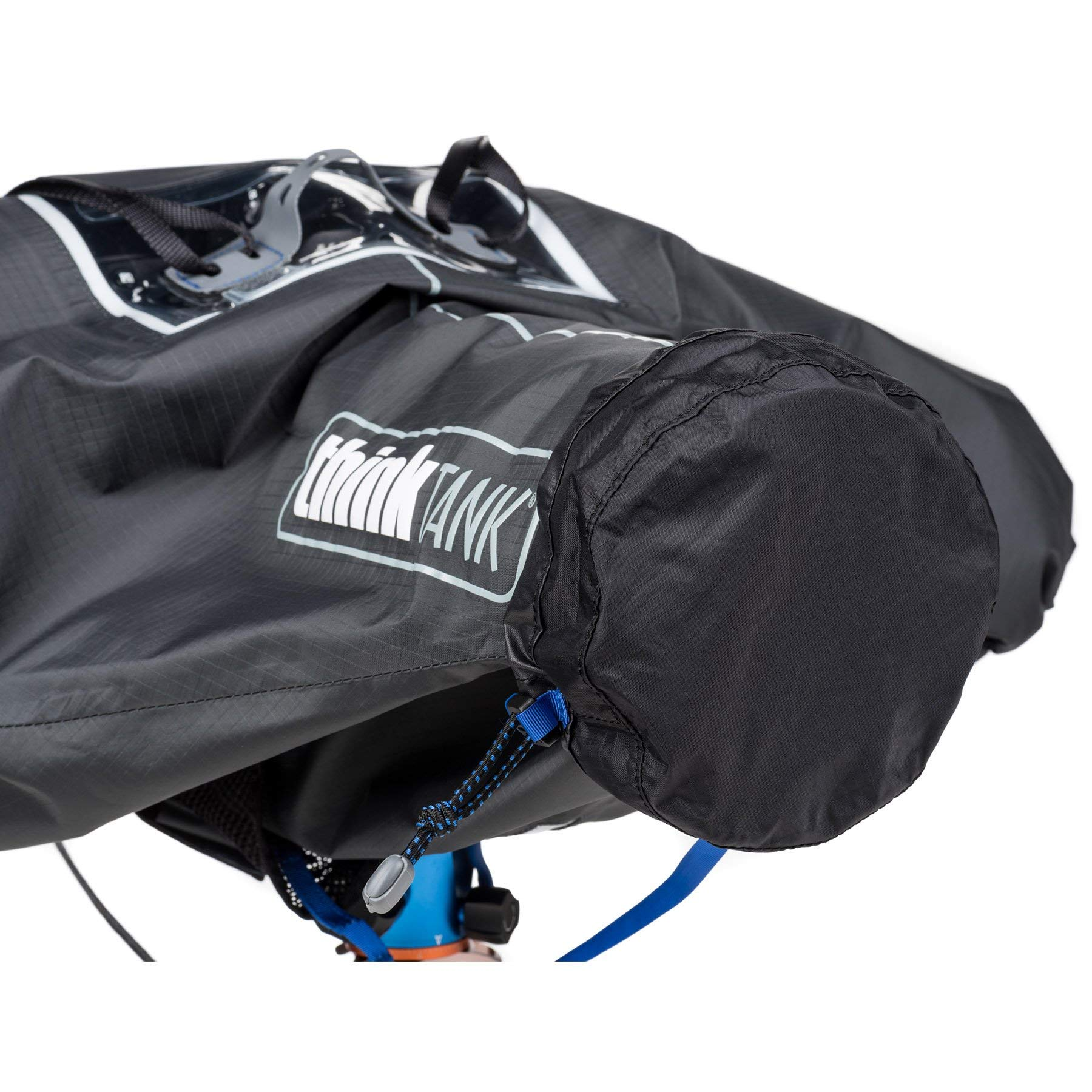 Think Tank Photo Hydrophobia D 70-200 V3 Camera Rain Cover for DSLR Camera with 70-200mm f/2.8 Lens by Think Tank (Image #8)