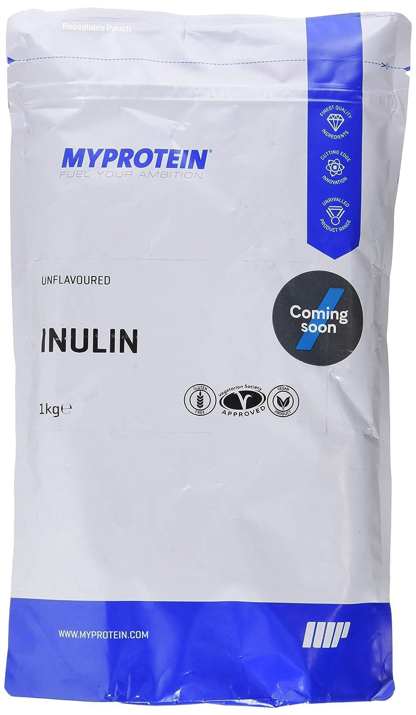 MyProtein Inulin FructoOligosaccharides Fibra - 1000 gr: Amazon.es: Salud y cuidado personal
