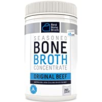 BONE BROTH CONCENTRATE Premium Beef Bone Broth Concentrate - Maximized Nutrition...