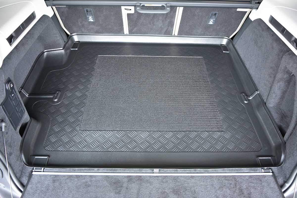 Utilizzo*: 5//7 posti; III Fili di sedili abbassata MTM Vasca Baule su Misura cod Protezione Bagagliaio con Antiscivolo Specifica per la Tua Auto 7459