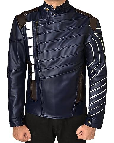 Avengers Infinity War Bucky Barnes Winter Soldier Jacket