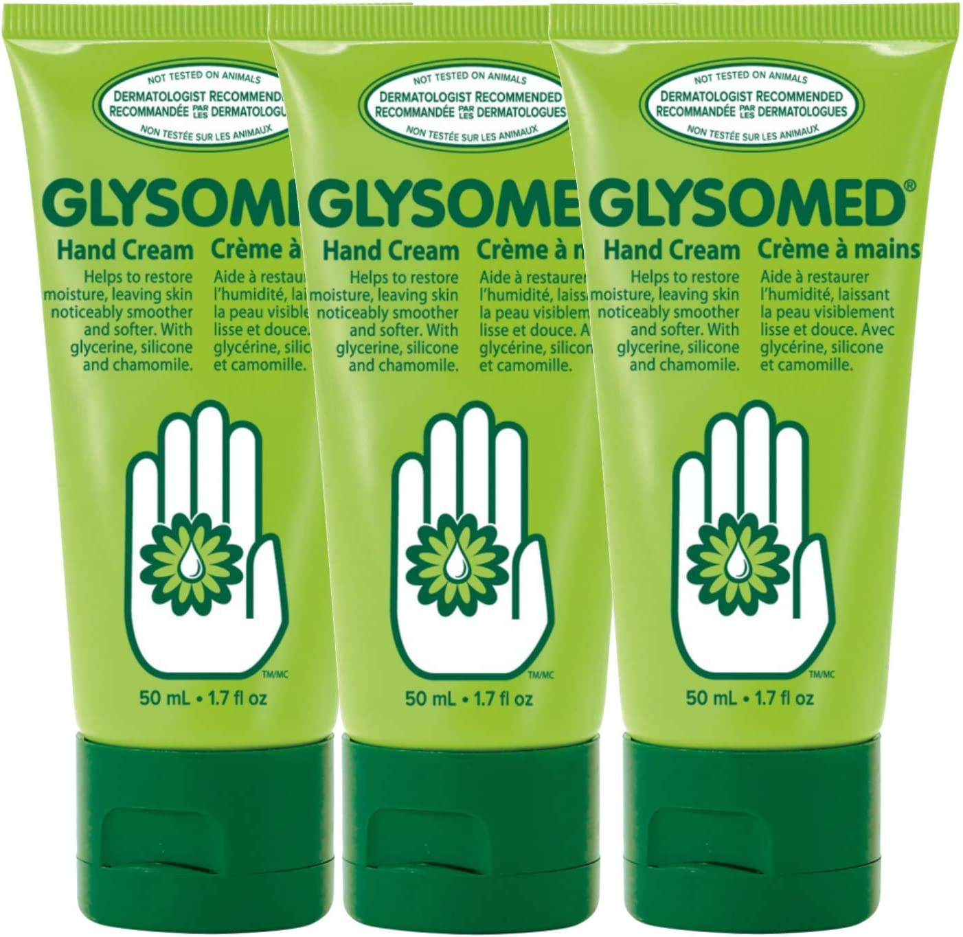 Glysomed Hand Cream Combo 3 Pack 2 X