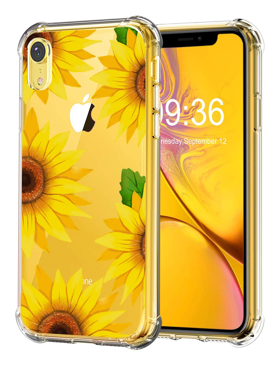 Beautiful Sunflower phone cover