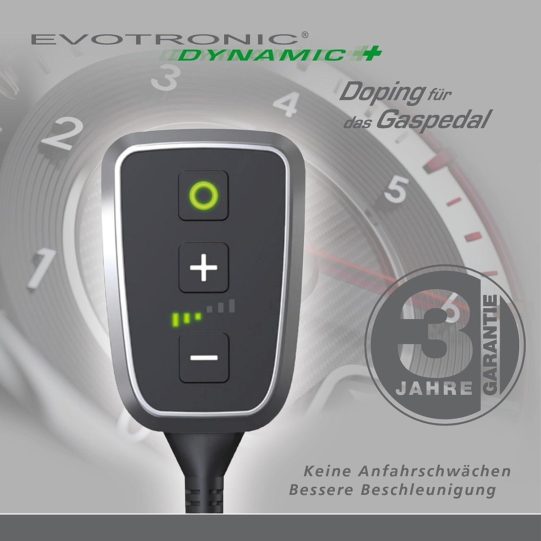 Evotronic Gaspedal Tuning Pedalbox Plus Mercedes Cla Shooting Brake X117 Auto