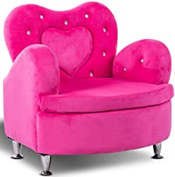 The 10 Best Princess Chair For Toddlers You Should Check Out 2020