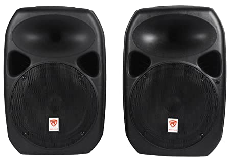 10 Best DJ Speakers Of 2019 - Powered PA Speakers Reviewed