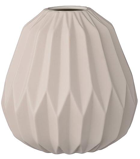 Bloomingville Vase Pale Pink Amazon Kitchen Home