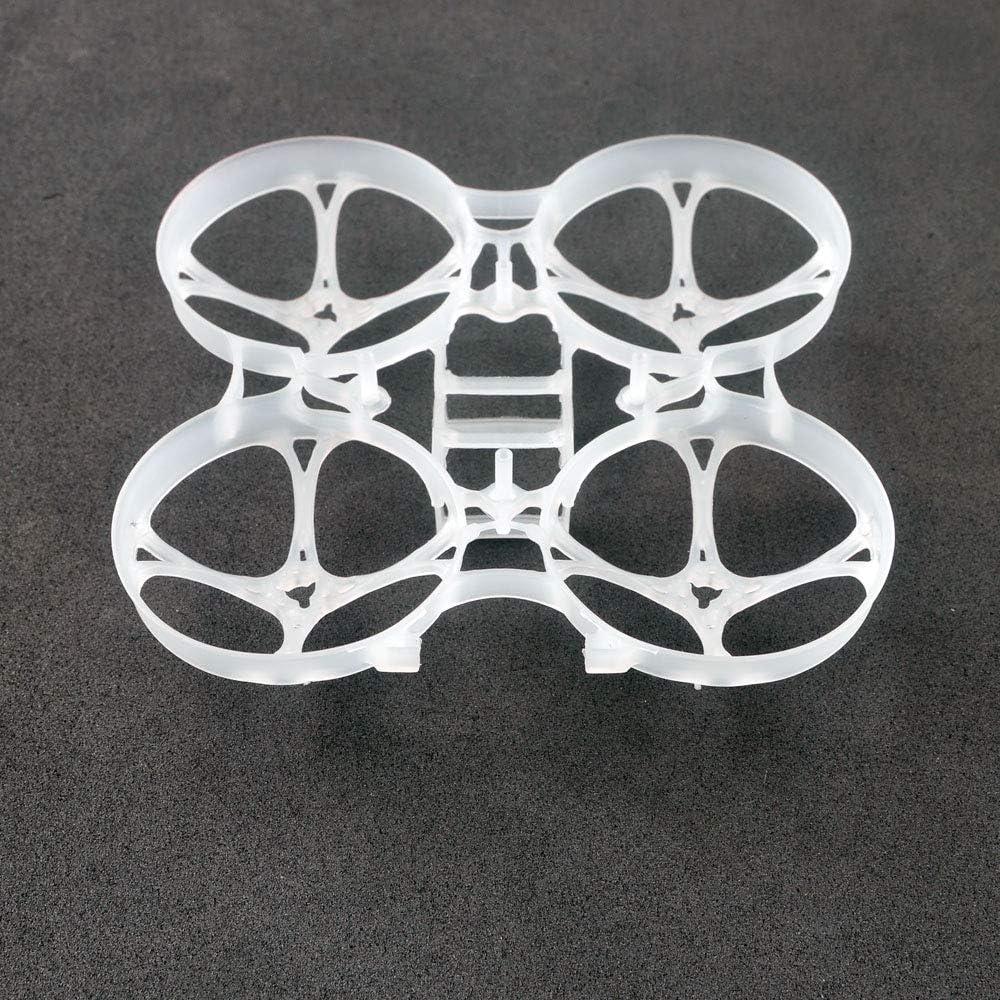 Happymodel Cadre Mobula7 V3 75mm 2s Whoop Frame am/éliorer pi/èce d/étach/ée pour Mobula 7 Drone de Course FPV Quadricopt/ère