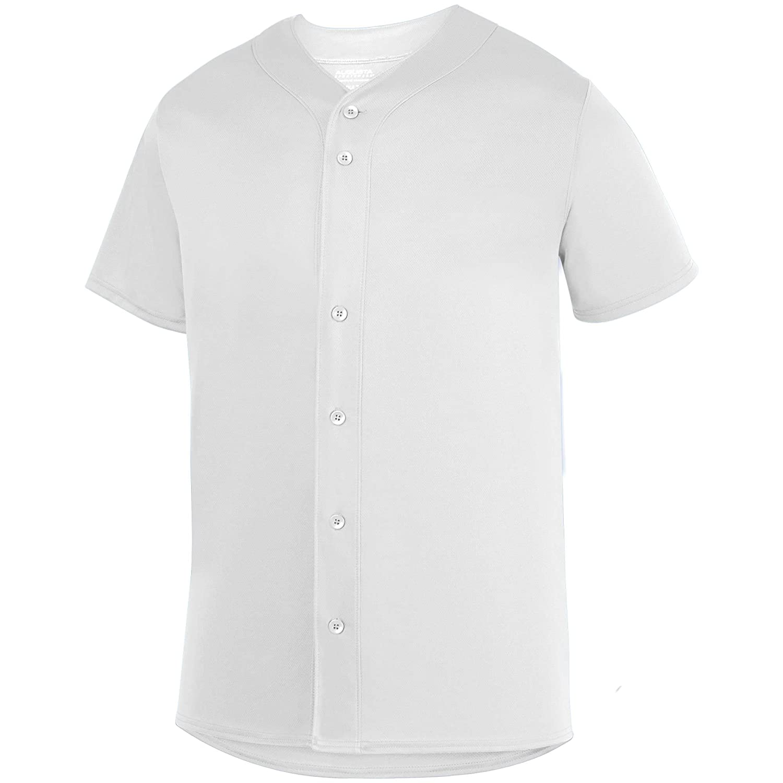 Augusta SportswearメンズSultanジャージー B01MDLM4JU XXX-Large|ホワイト ホワイト XXX-Large