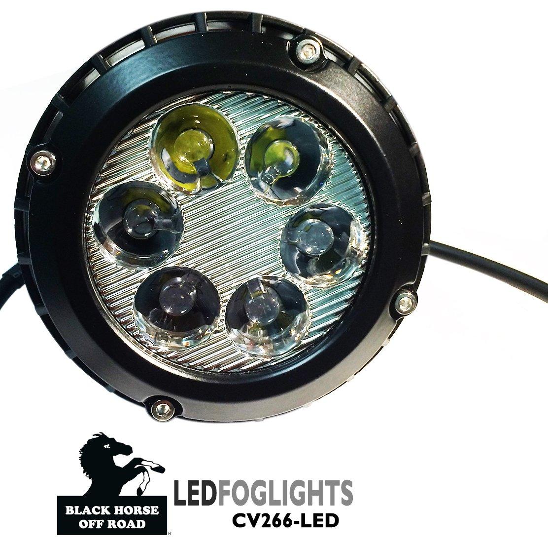Black Horse Off Road Cv266 Led Fog Light Automotive Lights