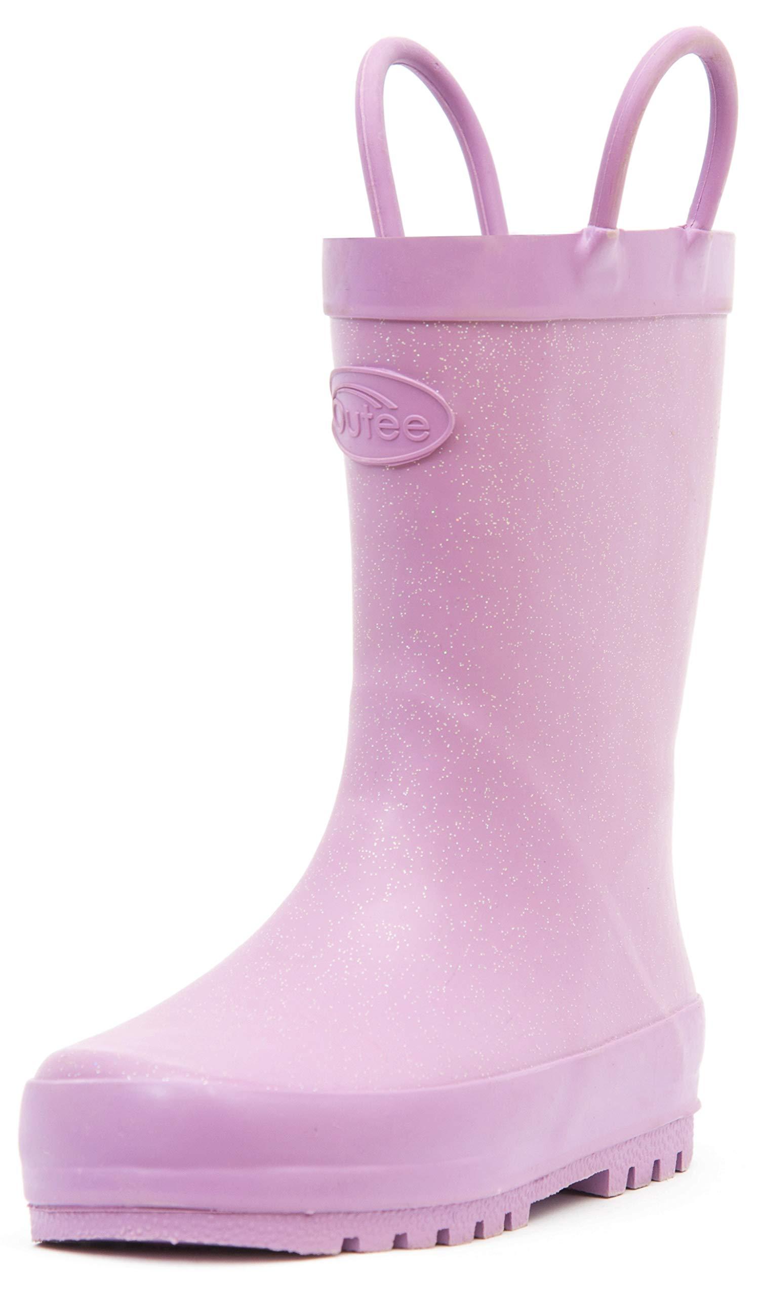 535f6c1bdf9 Best Rated in Girls' Rain Boots & Helpful Customer Reviews - Amazon.com