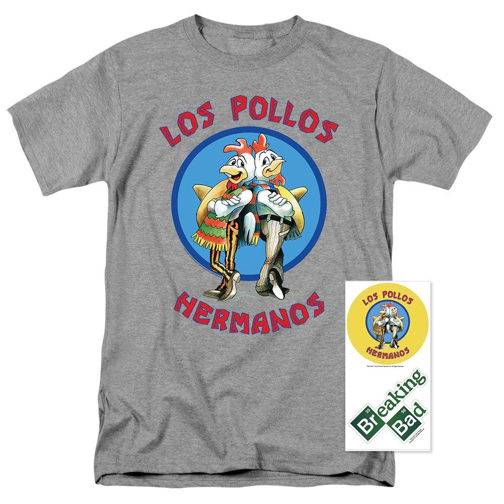 Breaking Bad Los Pollos T Shirt (Medium)