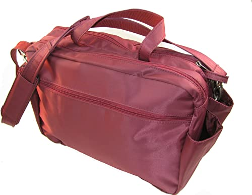 DayMakers BeSafeBags Super Traveler Under Seat Anti-Theft Carry On Boarding Bag