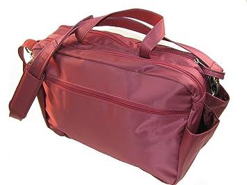 0eb111c6d991 BeSafeBags Super Traveler Under Seat Anti-Theft Carry On Boarding Bag