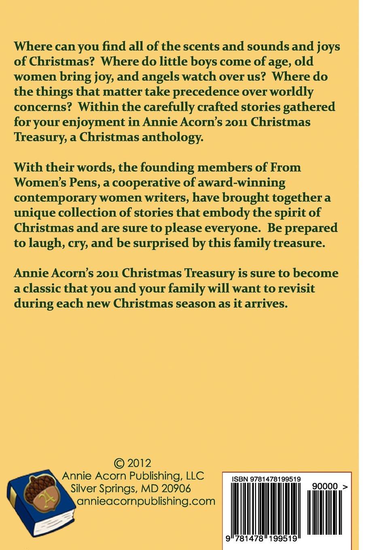 Christmas Treasury by Christian Birmingham