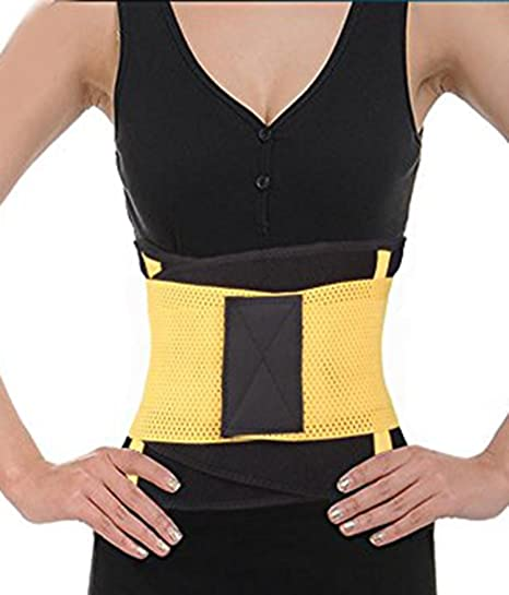 bef5262f45c Hioffer Women s Waist Trainer Belt Body Shaper Girdle For An Hourglass  Shaper By at Amazon Women s Clothing store