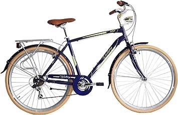 IBK - Bicicleta de Ciudad para Hombre, Medida 28