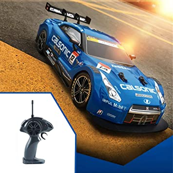 Amazon Com Hobby Ace Super Gt Rc Sport Racing Drift Car Electric