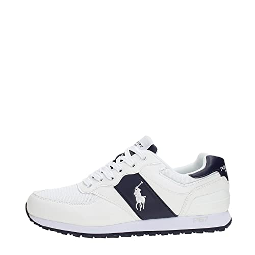 Polo Sport Ralph Lauren Slaton Pony Uomo Sneaker Bianco  Amazon.it  Scarpe  e borse 57236be7fa0