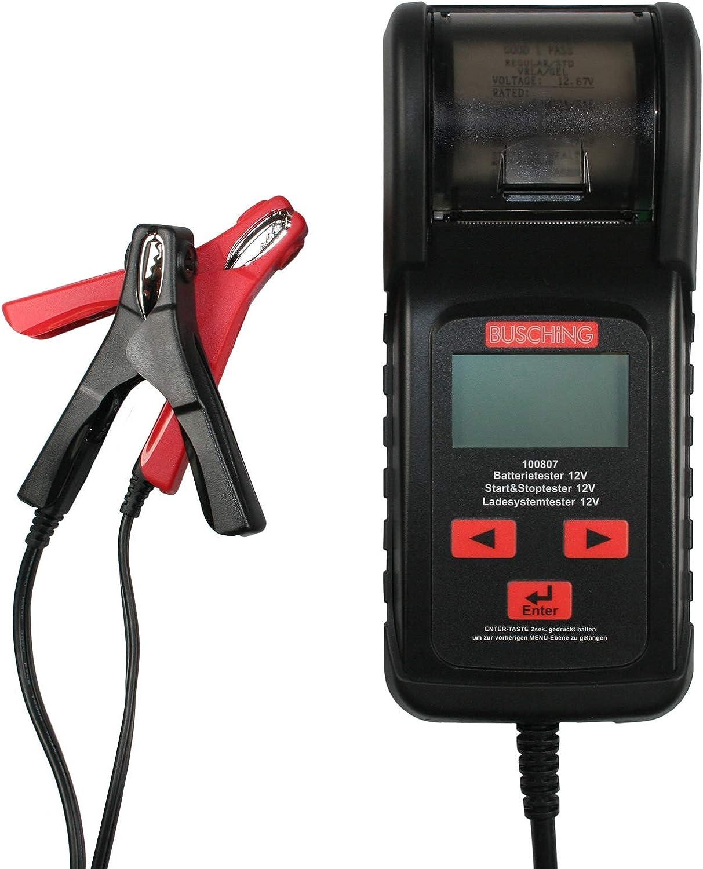Batterietester Light Auch Start Stopp Und Ladesystemtester Auto