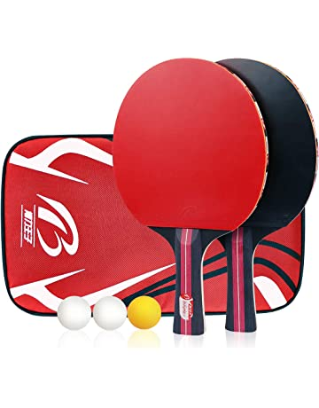 Calmare Juego de Tenis de Mesa, Pack de 2 paletas Premium, el Entrenamiento/