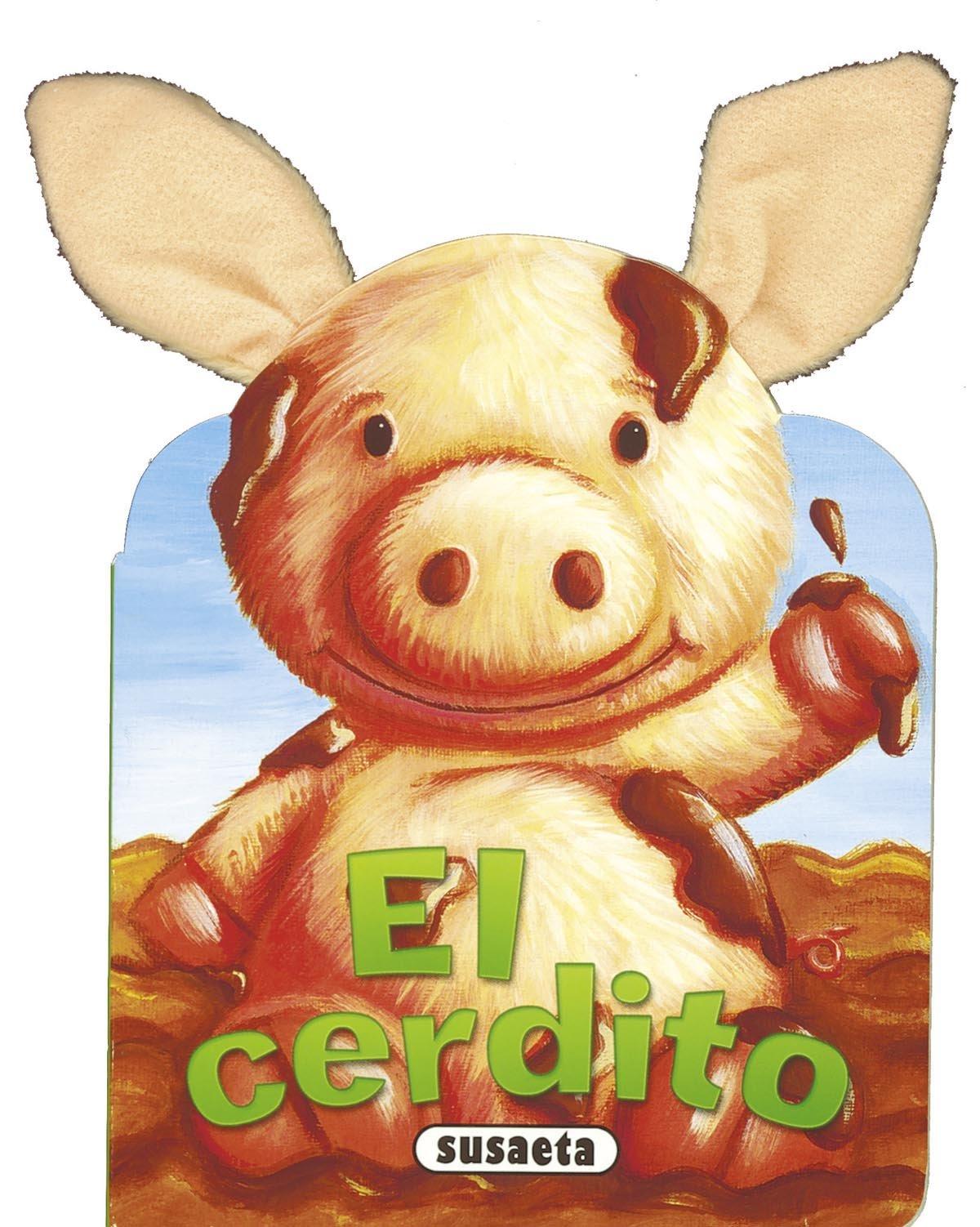 El cerdito (Orejotas) Tapa blanda – Ilustrado, 2 ene 2012 Equipo Susaeta Rebeca Elliot 8467714670 Short Stories