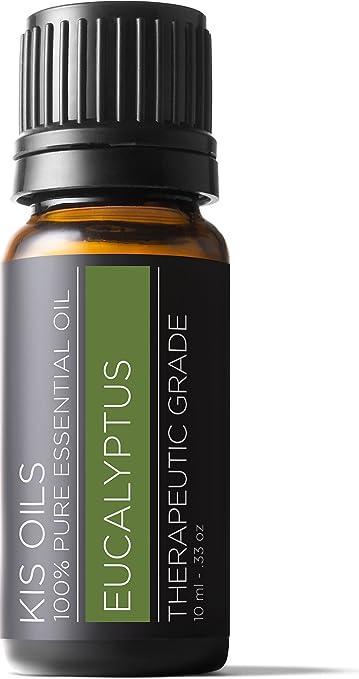 Eucalyptus100% Pure Essential Oil Therapeutic Grade- 10 Ml (Eucalyptus, 10ml)