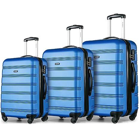 Rígida Maleta viaje maleta Zwilling ruedas maleta de viaje con cerradura de combinación equipaje de mano