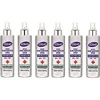 Cosmo Hand Sanitizer spray 6 x 250ml