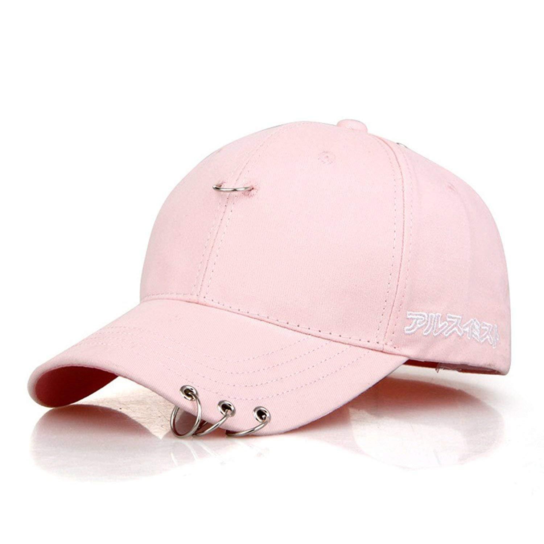 Marlong BTS Unisex Rings Women Men Baseball Cap K-Pop Bangtan Trucker Hat MR019-2