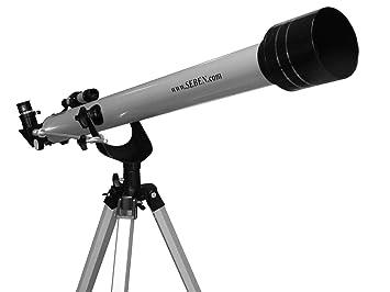 Seben zoom refractor telescope star commander amazon