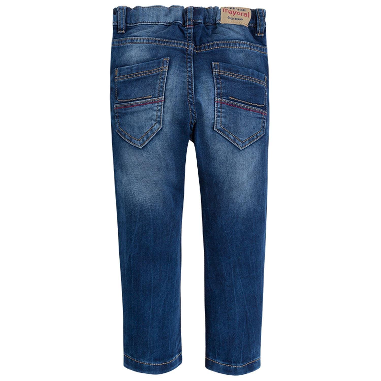 Jungen Jeans Loose Fit mit B/ändchen 3540 Jeans Mayoral