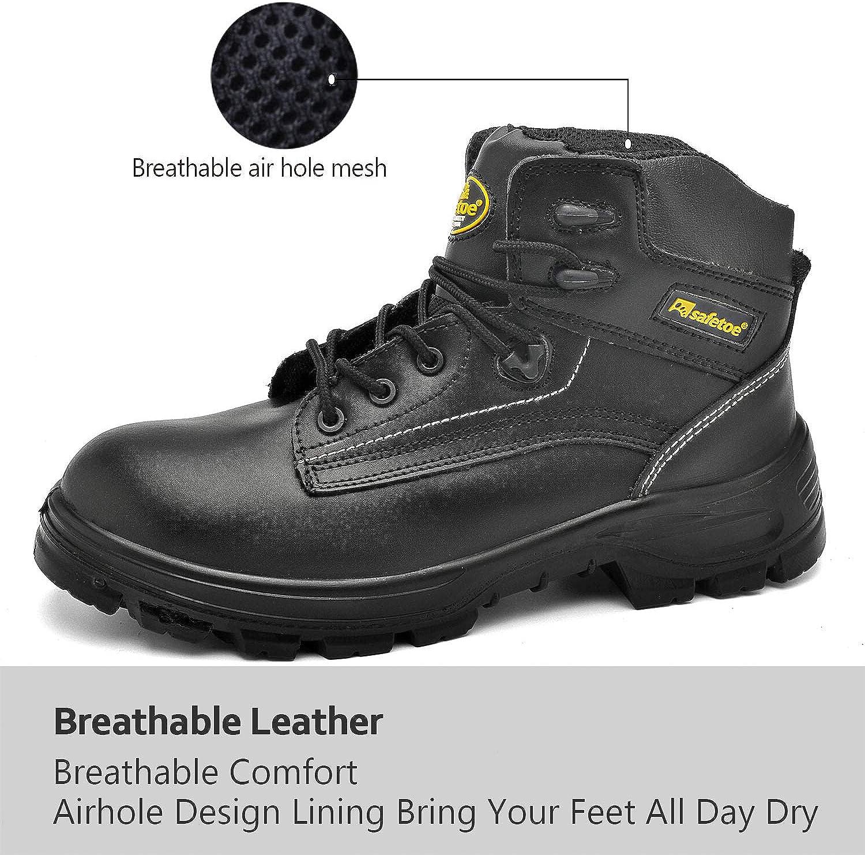 SAFETOE Composite Toe Work Boots