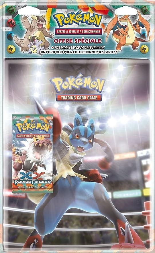 Pokémon-Juego De cartas hasta-Portfolio Xy, diseño De bebé durmiendo con peluches