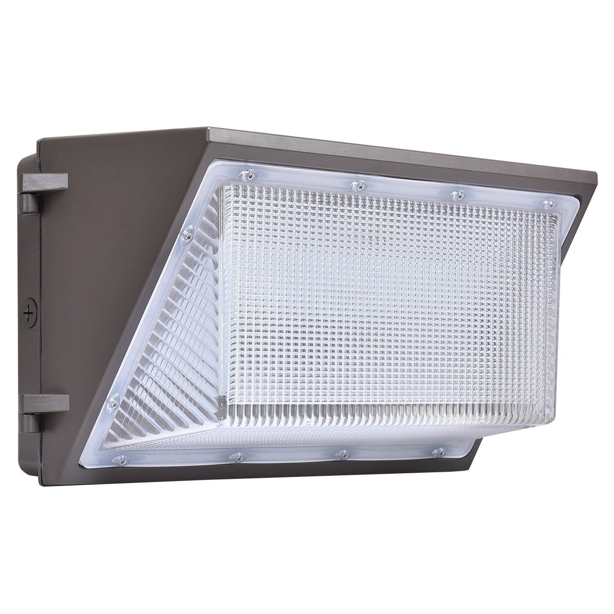 Tangkula 135W LED Wall Pack Wall Light Outdoor Waterproof Lamp DLC Listed, 5000K 16400Lm
