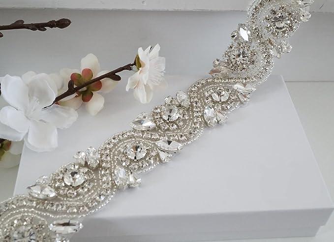 Opinioni per shinybeauty diamante applique strass applique 44012ac8dea