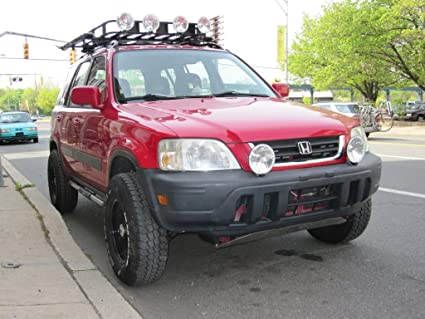 Crv Off Road >> Amazon Com Honda Cr V Off Road Driving Lights Kit Automotive