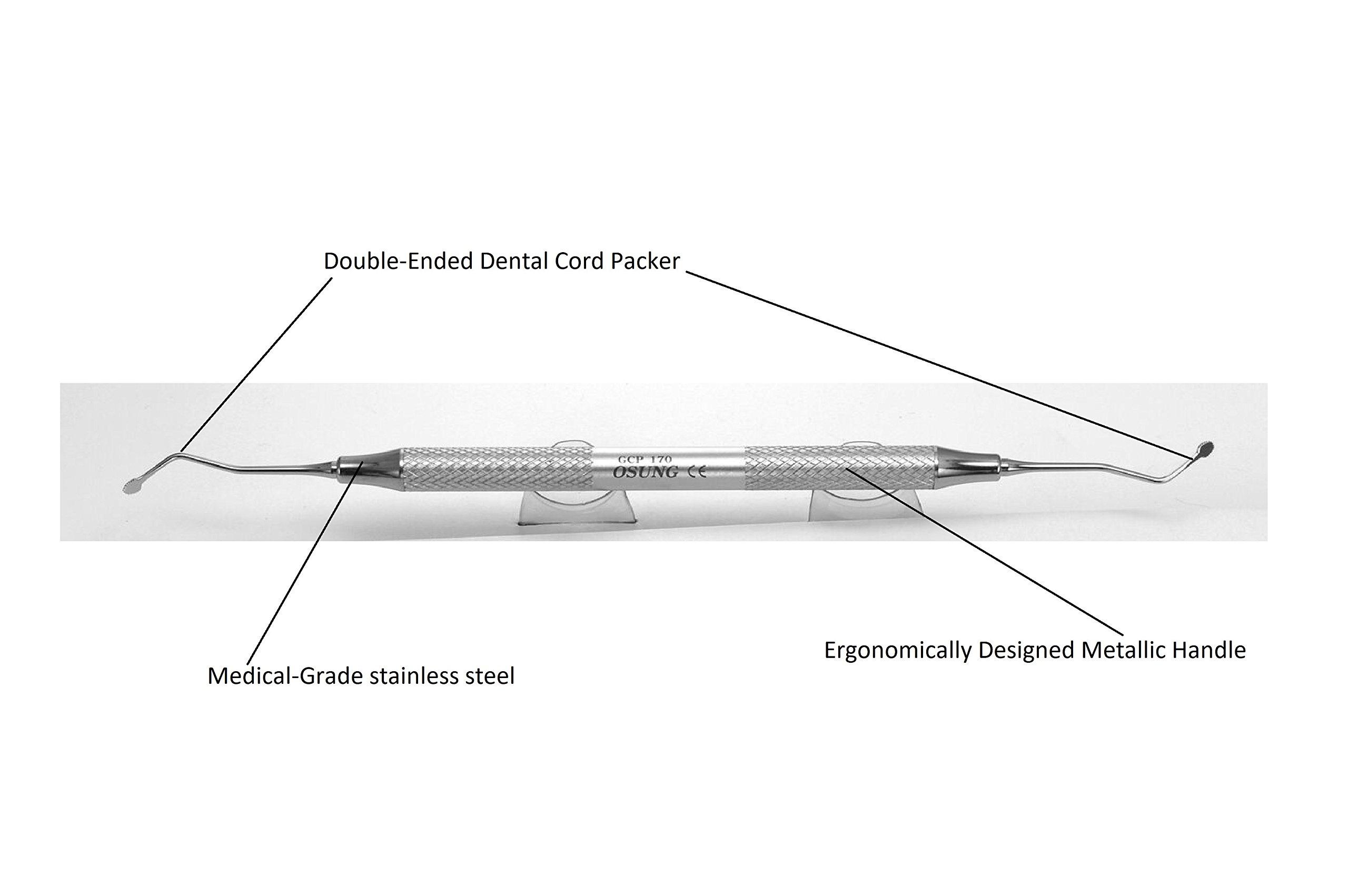 Osung GCP170 Dental Cord Packer, Gingival