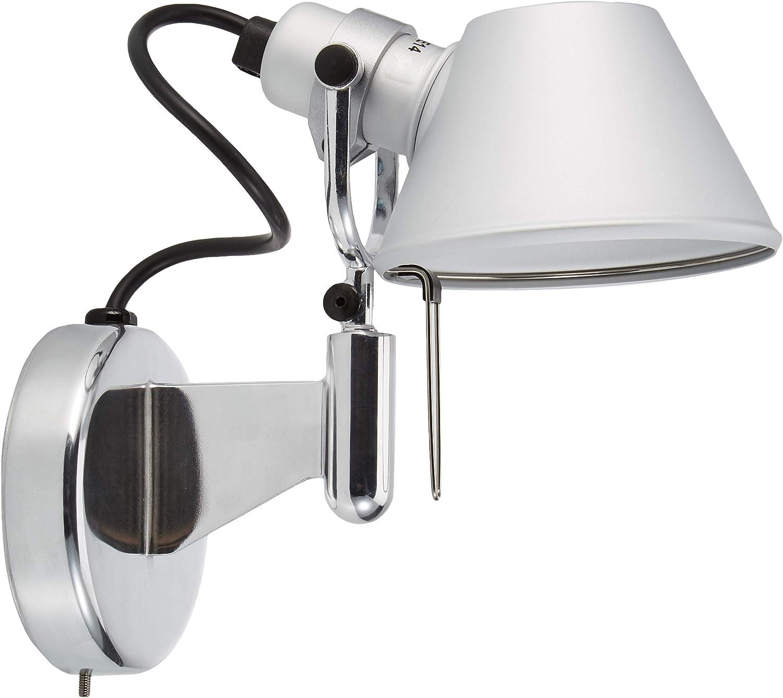 Artemide Tolomeo Micro Faretto Alluminio Amazon It Illuminazione