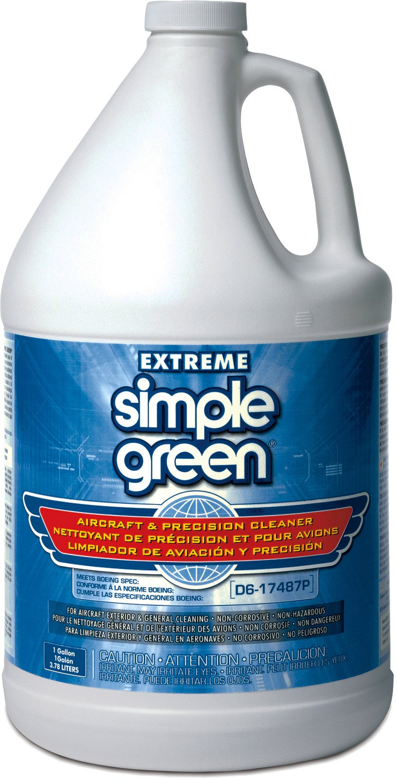 Simple Green - SMP13406 Extreme Aircraft and Precision Cleaner, 1 Gallon Bottle 13406