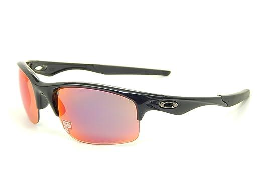 9324d0ce188 Amazon.com  Oakley Bottle Rocket 9164-12 Polished Black OO Red Iridium  Polarized Sunglasses  Clothing